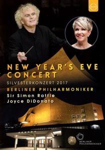 Silvesterkonzert 2017 Aus Berlin, Joyce DiDonato, Simon Rattle, Bp