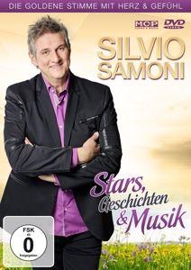 Silvio Samoni - Stars, Geschichten & Musik DVD, Silvio Samoni