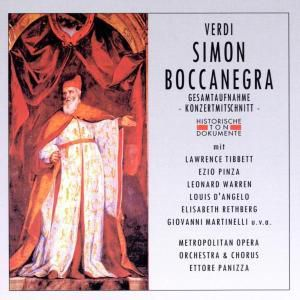 Simon Boccanegra (Ga), Metropolitan Opera House Orchestra & Chorus