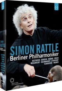 Simon Rattle-Berliner Philharmoniker, Simon Rattle, Bp