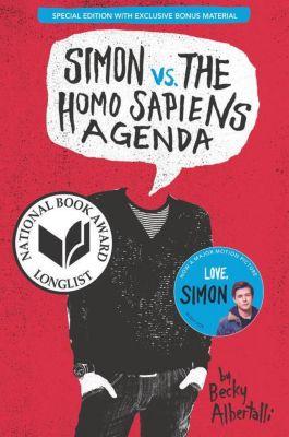 Simon vs. the Homo Sapiens Agenda Special Edition, Becky Albertalli