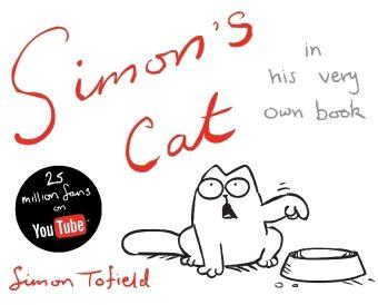 Simon's Cat, Simon Tofield