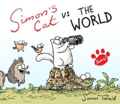 Simon's Cat vs. The World!, Simon Tofield