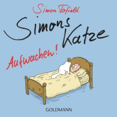 Simons Katze - Aufwachen!, Simon Tofield