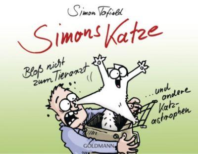 Simons Katze - Bloß nicht zum Tierarzt, Simon Tofield