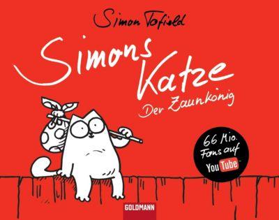 Simons Katze - Der Zaunkönig, Simon Tofield
