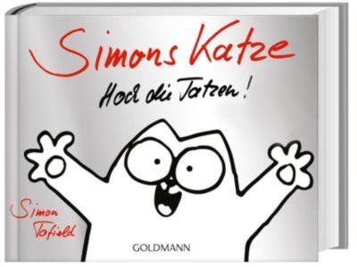 Simons Katze - Hoch die Tatzen!, Simon Tofield