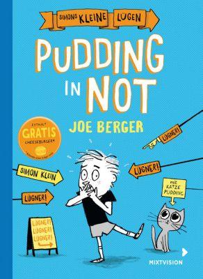 Simons Kleine Lügen - Pudding in Not, Joe Berger
