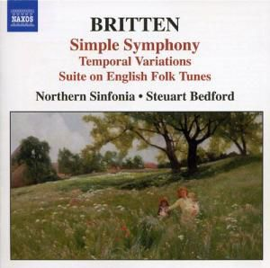 Simple Symphony/Suite On Engli, Bedford, Northern Sinfonia