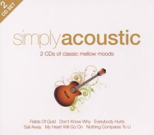 Simply Acoustic (2cd), Div Pop
