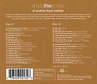 Simply Andrew Lloyd Webber (2cd) - Produktdetailbild 1