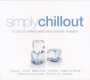 Simply Chillout, Diverse Interpreten
