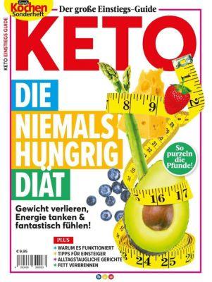 Simply Kochen, Sonderheft: Der große Einstiegs-Guide KETO - Oliver Buss |