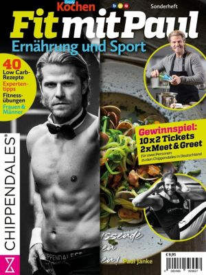 Simply Kochen Sonderheft - Fit mit Paul Janke - Paul Janke |