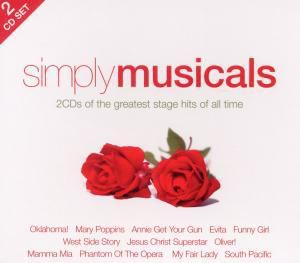 Simply Musicals (2cd), Div Musical