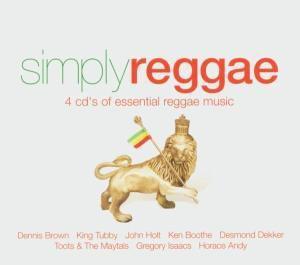 Simply Reggae, Diverse Interpreten