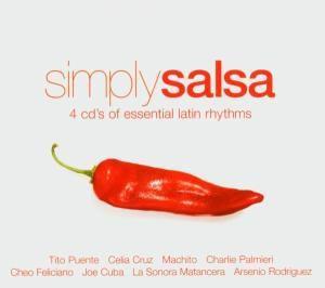 Simply Salsa, Diverse Interpreten