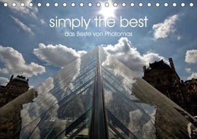 simply the best - das Beste von PhotomasAT-Version (Tischkalender 2019 DIN A5 quer), Photomas