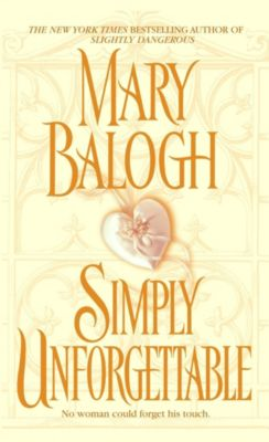 Simply Unforgettable, Mary Balogh