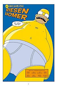 Simpsons Comic-Kollektion - Produktdetailbild 1