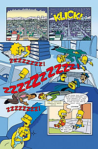 Simpsons Comic-Kollektion - Produktdetailbild 1