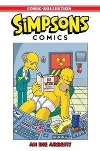 Simpsons Comic-Kollektion - An die Arbeit!, Matt Groening