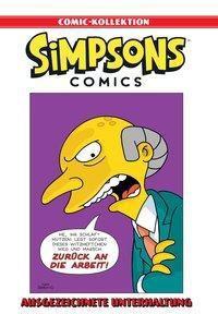 Simpsons Comic-Kollektion - Ausgezeichnete Unterhaltung - Matt Groening pdf epub