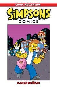 Simpsons Comic-Kollektion - Galgenvögel - Matt Groening pdf epub