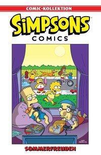 Simpsons Comic-Kollektion - Sommerfreuden, Matt Groening