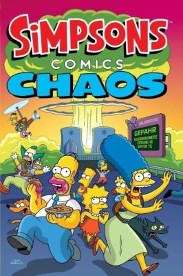 Simpsons Comics, Matt Groening, Bill Morrison