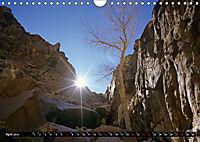 Sinai - Landschaft aus Fels und SandCH-Version (Wandkalender 2019 DIN A4 quer) - Produktdetailbild 4