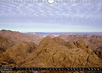 Sinai - Landschaft aus Fels und SandCH-Version (Wandkalender 2019 DIN A4 quer) - Produktdetailbild 2