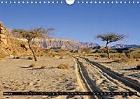 Sinai - Landschaft aus Fels und SandCH-Version (Wandkalender 2019 DIN A4 quer) - Produktdetailbild 5
