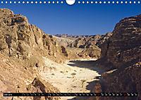 Sinai - Landschaft aus Fels und SandCH-Version (Wandkalender 2019 DIN A4 quer) - Produktdetailbild 7