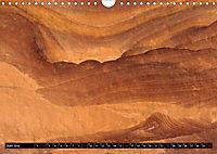 Sinai - Landschaft aus Fels und SandCH-Version (Wandkalender 2019 DIN A4 quer) - Produktdetailbild 6