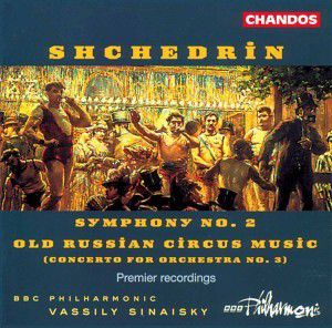 Sinf.2/Old Russian Circus M., Vassily Sinaisky, Bbcp