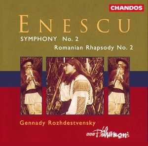 Sinf.2,Op.17/Roman.Rhapsody, Gennady Roshdestwenskij, Bbcp
