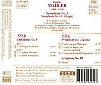 Sinf.3&10*Naxos - Produktdetailbild 1