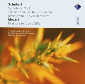 Sinf.8/Rosamunde, Nikolaus Harnoncourt, Wsy