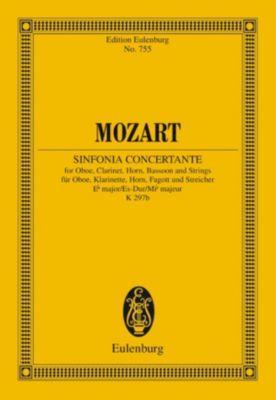Sinfonia concertante Eb major, Wolfgang Amadeus Mozart