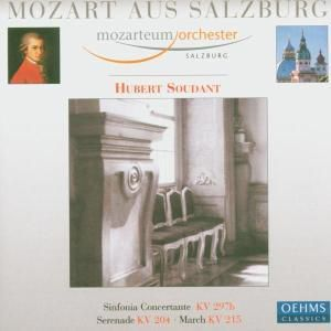 Sinfonia Concertante/Serenade/March, Hubert Soudant, Mos