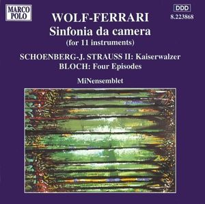 Sinfonia Da Camera/+, Minemsemblet