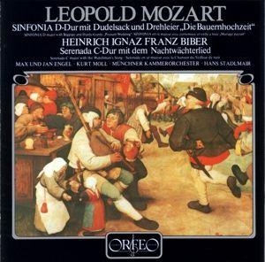 Sinfonia die Bauernhochzeit/Serenada, Jan Engel, Max Engel, Moll, Stadlmair, Mko