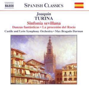 Sinfonia Sevillana/Danzas Fant, Darman, Castilla Y Leon So