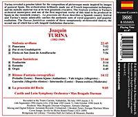 Sinfonia Sevillana/Danzas Fant - Produktdetailbild 1