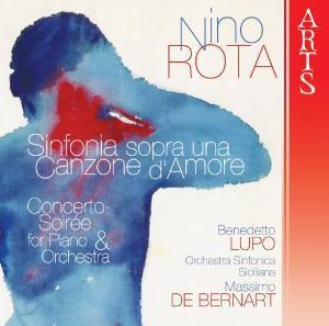 Sinfonia Sopra Una Canzone D'Amore, B.lupo, Siciliana So, De Bernart
