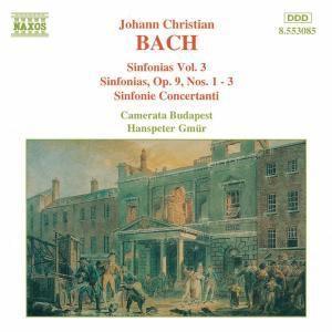 Sinfonias Vol.3, Gmür, Camerata Budapest