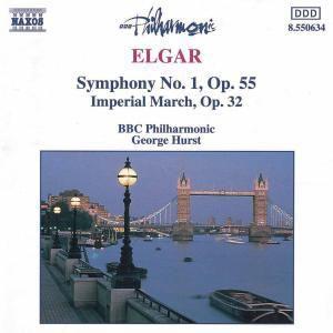 Sinfonie 1, George Hurst, Bbcp