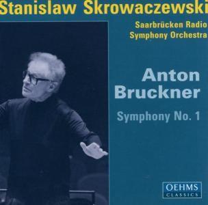 Sinfonie 1, Skrowaczewski, S. Skrowaczewski, Rsosb, Rso Saarbruecken