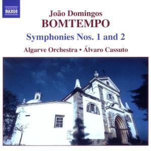 Sinfonie 1+2, Alvaro Cassuto, Algarve Orch.